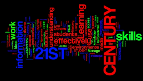 21st-Century-Skills-framework-via-Wordle