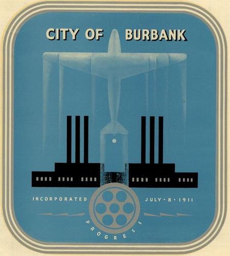 burbank-seal-1946