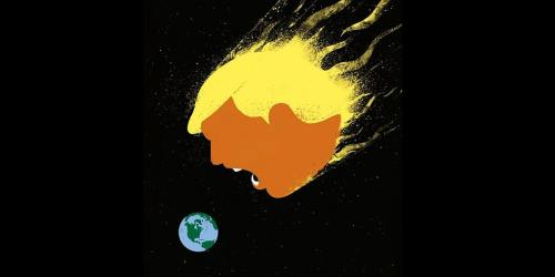 the-latest-der-spiegel-cover-portrays-donald-trump-as-a-world-destroying-asteroid
