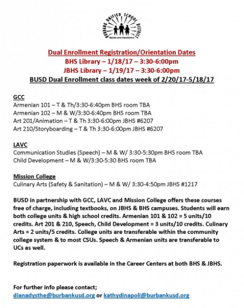 busd-dual-enrollment-registration-and-orientation-dates-myburbank-com